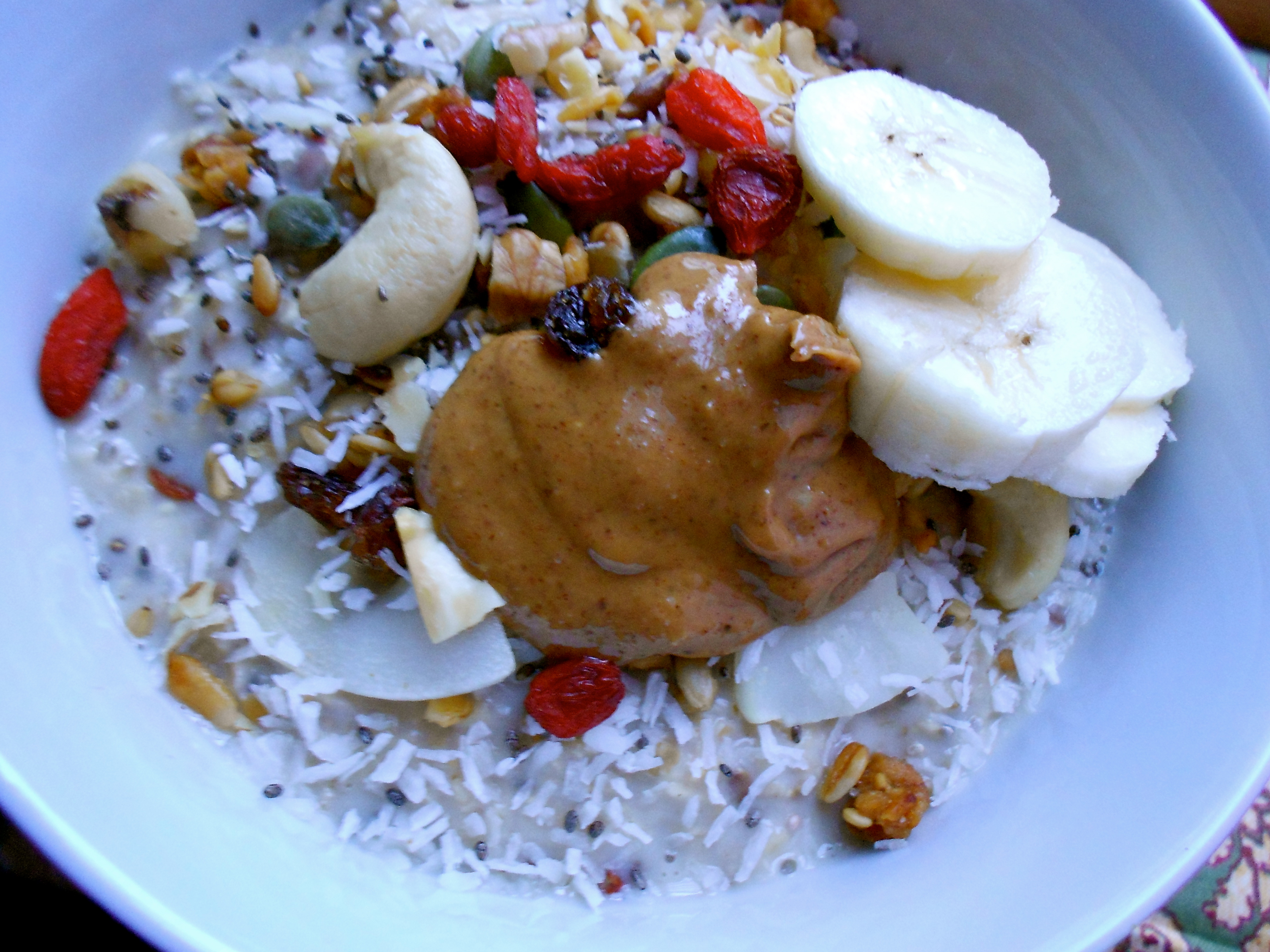 My superfood oatmeal health inspirations basic oatmeal recipe forumfinder Image collections
